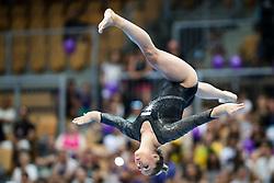 Giulia Steingruber of Switzerland at Balance Beam during Finals of Artistic Gymnastics FIG World Challenge Koper 2018, on June 3, 2017 in Arena Bonifika, Koper, Slovenia. Photo by Matic Klansek Velej/ Sportida