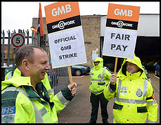 File photo - NHS staff to strike in new year
