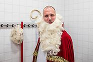Ron Vlaar als Sinterklaas