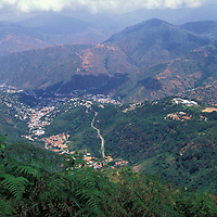 Panorámica de Trujillo, Edo. Trujillo, Venezuela.