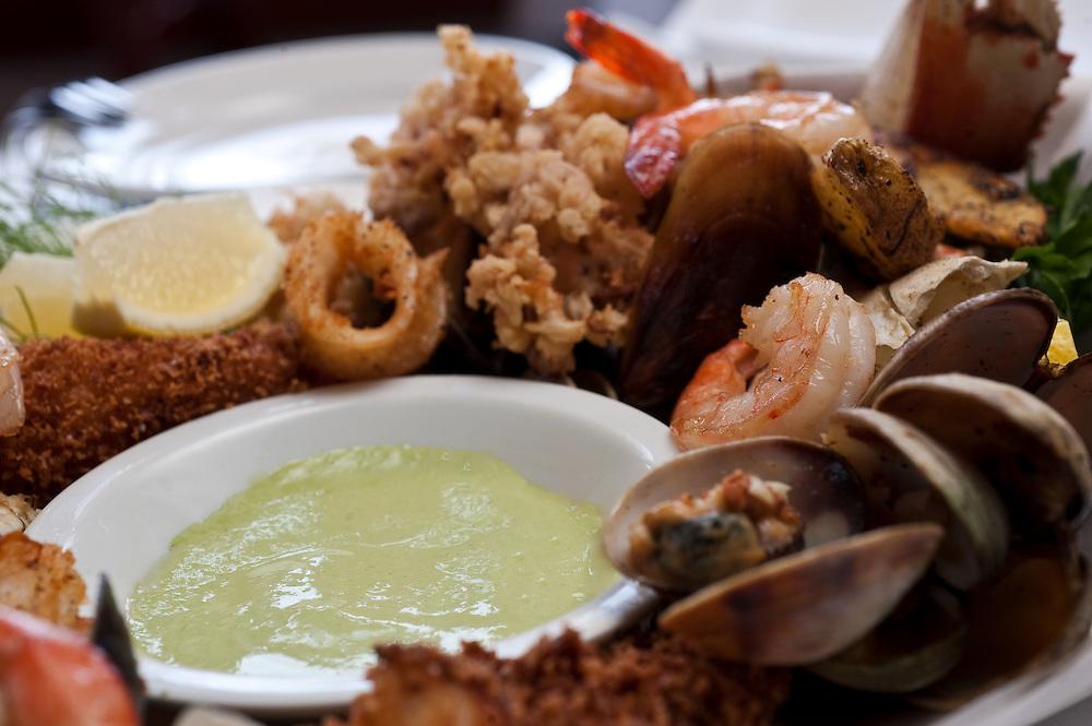 Fresh Seafood Feast