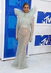 Beyonce arriving at the MTV Video Music Awards at Madison Square Garden in New York City, NY, USA, on August 28, 2016. Photo by ABACAPRESS.COM  | 560634_001 New York City Etats-Unis United States
