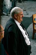 Daniel Brelaz, le syndic vert de la Ville de Lausanne n'est pas près de céder son siège au Parti socialiste. © Romano P. Riedo
