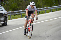 Kristof Vandewalle - Trek Factory Racing - 16.05.2015 - Tour d'Italie - Etape 08 : Fiuggi / Campitello Matese<br />