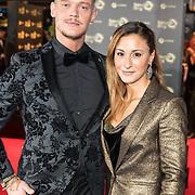 NLD/Amsterdam/20171012 - Televizier-ring Gala 2017, Derk Bolt en zijn Gouden televizier ring