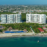 Residential Condominiums. Cancun, Mexico.