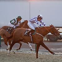 Resfreshestheparts and Aaron Jones winning the 3.30 race