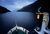 Chile-The ferry for the Fin del Mundo
