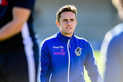 Sam Matthews of Bristol Rovers warm up prior to kick off  - Mandatory by-line: Ryan Hiscott/JMP - 11/11/2018 - FOOTBALL - The Hive - Barnet, England - Barnet v Bristol Rovers - Emirates FA Cup first round proper