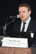 Alastair O'Dell, Editor, Global Investor/ISF welcomes delegates. Global Investor/ISF presents the Pan-American Securities Finance Forum held on September 26, 2013 at the Renaissance New York Hotel 57.