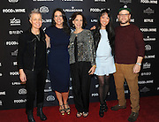 Food & Wine 2015 Best New Chefs event at The Edison Ballroom in Times Square, Tuesday, March 31, 2015.