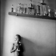 NI—OS DE PORAI - Homenaje a Mariano Diaz.Photography by Aaron Sosa.Clarines, Estado Anzoategui- Venezuela 2001.(Copyright © Aaron Sosa)