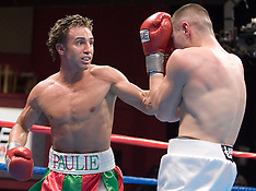 February 10, 2006 - Paulie Malignaggi vs Donald Camarena - Foxwoods Casino, CT