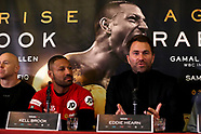 Kell Brook Press Conference - 19 January 2018