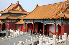 China -  Beijing- Forbidden City