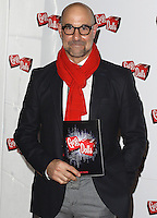 Stanley Tucci, Guys & Dolls - Press Night, The Savoy Theatre, London UK, 06 January 2016, Photo By Brett D. Cove
