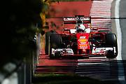 June 9-12, 2016: Canadian Grand Prix. Sebastian Vettel (GER), Ferrari