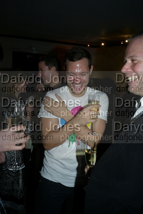 WILL YOUNG, TOD'S Art Plus Film Party 2008. Party to raise funds for the Whitechapel art Gallery.  One Marylebone Road, London NW1, 6 March, 8.30 - late<br />