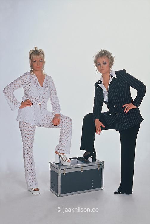 Anne Veski & Marju Länik