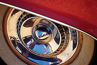 Wheel cover 1957 Dodge Mayfair