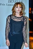 Remise du Prix Lumiere a Catherine Deneuve, 1ere femme a recevoir ce prix.<br /> Lolita Chammah<br /> <br /> Catherine Deneuve Receives 'Prix Lumiere 2016' Award - 8th Film Festival Lumiere In Lyon