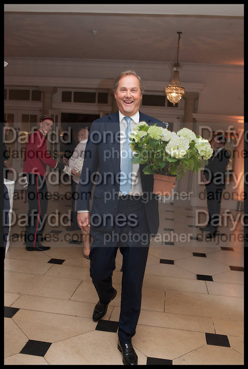 HON HARRY HERBERT, Cartier dinner in celebration of the Chelsea Flower Show. The Palm Court at the Hurlingham Club, London. 19 May 2014.