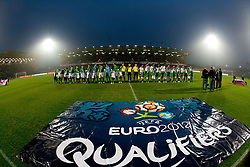 Stadium during EURO 2012 Quaifications game between National teams of Slovenia and Northern Ireland, on March 29, 2011, in Windsor Park Stadium, Belfast, Northern Ireland, United Kingdom. (Photo by Vid Ponikvar / Sportida)