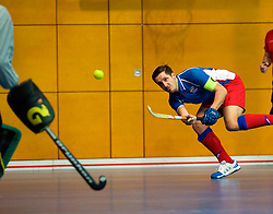 LEIZPIG - WC HOCKEY INDOOR 2015<br /> Foto: CZE v AUS (Pool A)<br /> PITER&Aacute;K Daniel (C)<br /> FFU PRESS AGENCY COPYRIGHT FRANK UIJLENBROEK