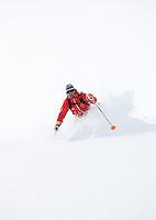Bugaboos CMH 8220, Heliskiiing, Powder, CMH, Canadian Mountain Holidays, Patrik Leje
