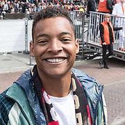 NLD/Amersfoort/20190427 - Koningsdag Amersfoort 2019, Ingmar Felicia