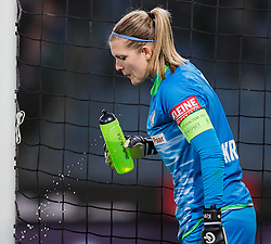 05.10.2016, Merkur Arena, Graz, AUT, UEFA CL, Damen, SK Sturm Graz Damen vs FC Zuerich Frauen, Sechzehntelfinale, Hinspiel, im Bild Anna Carina Kristler (Graz) // during the UEFA Womens Championsleague, round of 32, 1st Leg match between SK Sturm Graz Women and FC Zuerich Women at the Merkur Arena, Graz, Austria on 2016/10/05, EXPA Pictures © 2016, PhotoCredit: EXPA/ Dominik Angerer