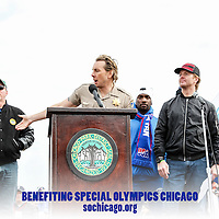 Special Olympics Chicago Polar Plunge at North Ave. Beach, Chicago, Ill. Sunday, March 5, 2017.
