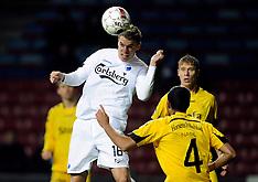 20101027 FC København - AC Horsens Ekstra Bladet Cup fodbold