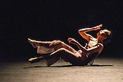 Sadler's Wells Theatre, London presents an evening of works by three choreographers: Edwaard Liang, Russell Maliphant & Christopher Wheeldon. Featuring Chinese prima ballerina Yuan Yuan Tan and Taiwanese virtuoso Fang-Yi Sheu, and San Francisco principal dancer Damian Smith. Picture shows Fang-Yi Sheu in PresentPast by Russell Maliphant.