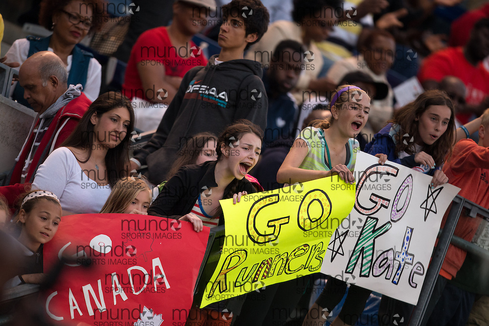 competes at the 2013 National Track League meet in Toronto Ontario, Tuesday, June 11, 2013.<br /> Mundo Sport Images/ Geoff Robins