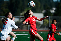 Glacier Peak Stanwood at Snohomish Girls Soccer Jamboree