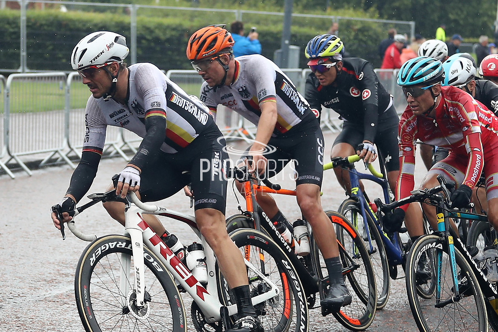 John Degenkolb (Germany) during the Road Cycling European Championships Glasgow 2018, in Glasgow City Centre and metropolitan areas Great Britain, Day 11, on August 12, 2018 - Photo Laurent Lairys / ProSportsImages / DPPI