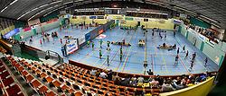 31-03-2018 NED: Finale D Volleybaldirect Open, Beverwijk<br /> 16 teams van meisjes en jongens D streden om het Nederlands Kampioenschap / Hal zaal De Walvis, sportzaal, item