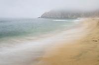 Gray Whale Cove State Beach California