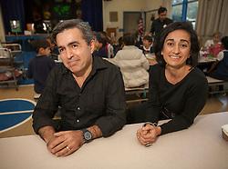 Nas Salamati, and Najine Shariat are 2 of the founders of  the Santa Rosa French-American Charter School in Santa Rosa,  California .
