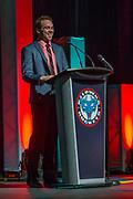 KELOWNA, CANADA - MARCH 19:  Rodney Southam at the Kelowna Rockets Awards Ceremony on March 19, 2017 at the Kelowna Community Theater in Kelowna, British Columbia, Canada.  (Photo By Cindy Rogers/Nyasa Photography,  *** Local Caption ***