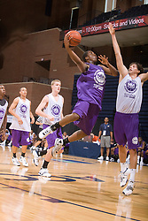 WF Lamar Patterson (Newark, NJ / St. Benedict's).  The NBA Player's Association held their annual Top 100 basketball camp at the John Paul Jones Arena on the Grounds of the University of Virginia in Charlottesville, VA on June 18, 2008