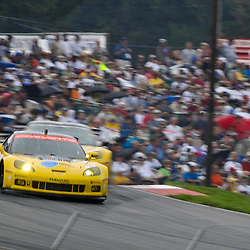 Aug 8, 2009; Lexington, OH, USA; Acura Sports Car Challenge and Honda Indy 200 presented by Westfield Insurance at Mid-Ohio Sports Car Course