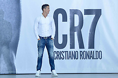 OCT 31 2013 Cristiano Ronaldo Underwear Launch