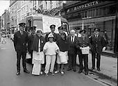 1986 - Maureen Potter And Dublin Fire Brigade.