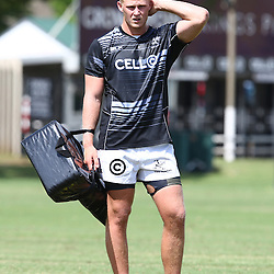 DURBAN, SOUTH AFRICA, Friday 15, January 2016 - Daniel Du Preez during The Cell C Sharks Pre Season training Friday 145h January 2016,for the 2016 Super Rugby Season at Growthpoint Kings Park in Durban, South Africa. (Photo by Steve Haag)<br /> images for social media must have consent from Steve Haag