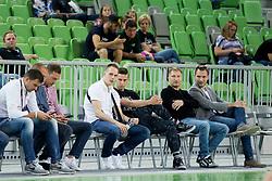 Klemen Prepelic during basketball match between KK Petrol Olimpija and KK Krka in 1st Final game of Liga Nova KBM za prvaka 2017/18, on May 19, 2018 in Arena Stozice, Ljubljana, Slovenia. Photo by Urban Urbanc / Sportida