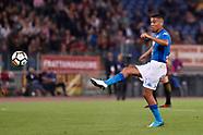 Roma v Napoli - 14 October 2017