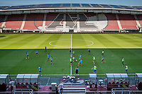 ALKMAAR - 24-08-2016, training AZ, AFAS Stadion, overzicht