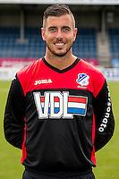EINDHOVEN - Persdag FC Eindhoven , Voetbal , Seizoen 2015/2016 , Jan Louwers stadion , 22-07-2015 , Chiel Kramer